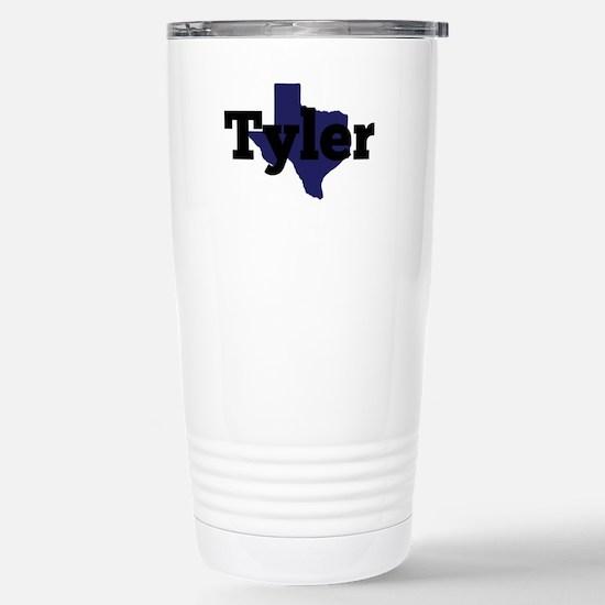 Texas - Tyler Stainless Steel Travel Mug