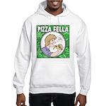 Pizza Fella Hoodie Hooded Sweatshirt