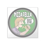 Pizza Fella Sticker