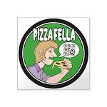 Pizza Fella Sticker