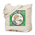 Pizza Fella Tote Bag