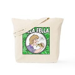 Pizza Fella Tote Bag
