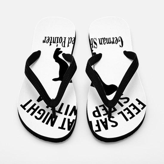 Sleep With German shorthaired pointer D Flip Flops
