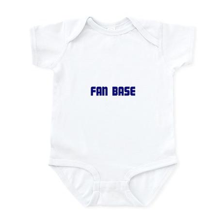 Fan Base Infant Bodysuit