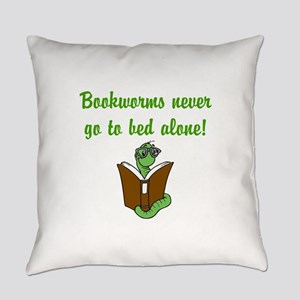Bookworms Everyday Pillow