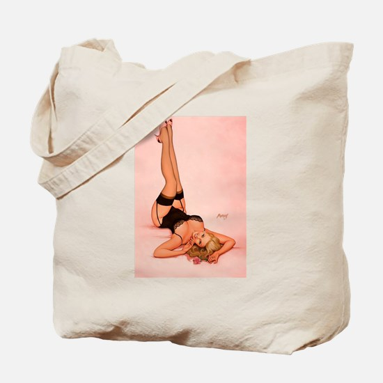 Unique Pin Tote Bag