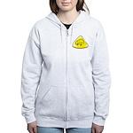 Wombat Man Crest Zip Hoodie