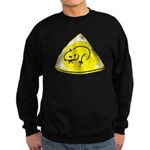 Wombat Man Crest Sweatshirt