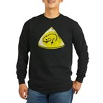 Wombat Man Crest Long Sleeve T-Shirt
