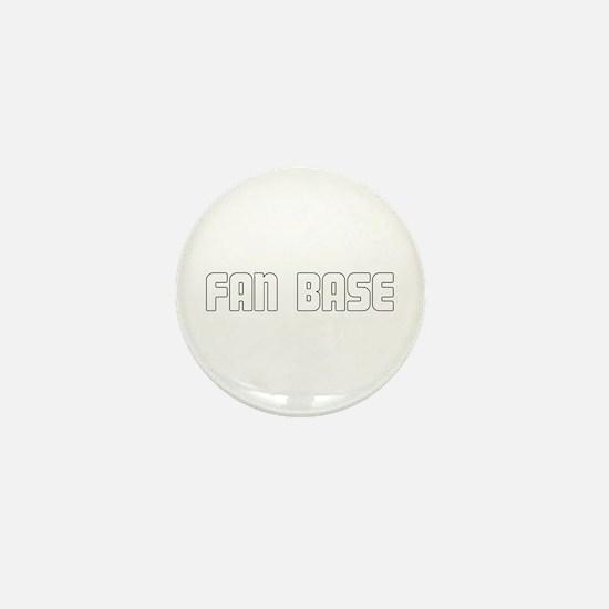 Fan Base Mini Button