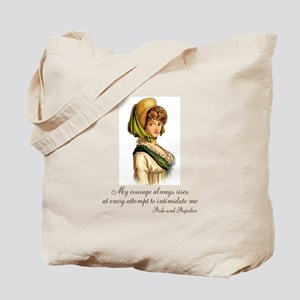 Lizzy Says Tote Bag