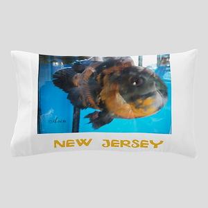 NEW JERSEY AVINS FISH. Pillow Case