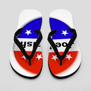 Vote Joe Walsh Flip Flops