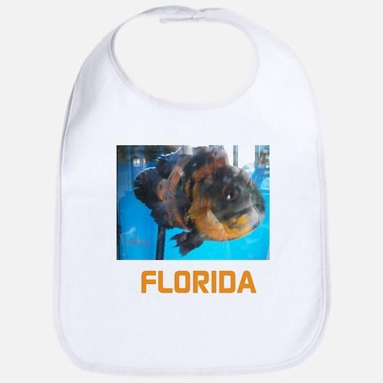 FLORIDA AVINS FISH. Bib