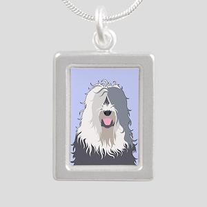 Old English Sheepdog Necklaces