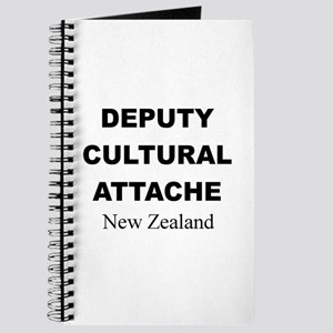 Deputy Cultural Attache: New Journal