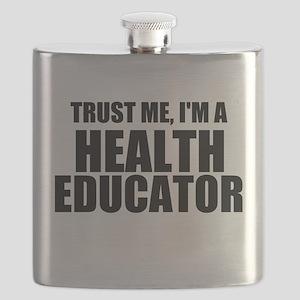 Trust Me, I'm A Health Educator Flask