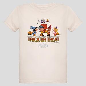 The Peanuts Movie - Trick or Organic Kids T-Shirt
