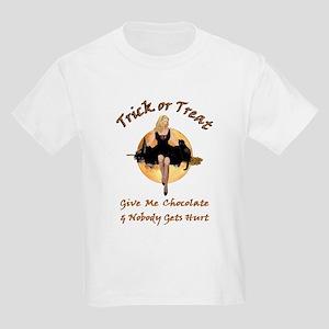 GIVE ME CHOCOLATE Kids Light T-Shirt