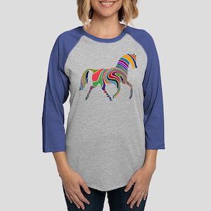 Cute Horse Long Sleeve T-Shirt