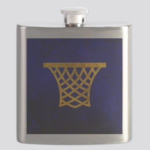 Basketball Hoop Flask