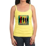 Most Disabilities Are Invisible Jr. Tank Top