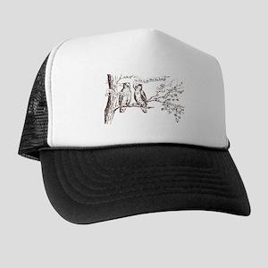 Twin Peaks Owls Trucker Hat