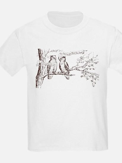 Twin Peaks Owls T-Shirt