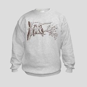 Twin Peaks Owls Kids Sweatshirt