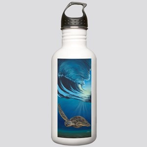 Epic Turtle Wave Stainless Water Bottle 1.0L