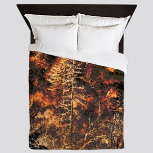 Wildfire! Queen Duvet