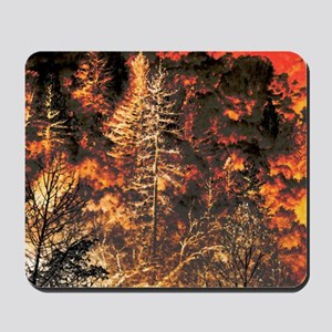 Wildfire! Mousepad