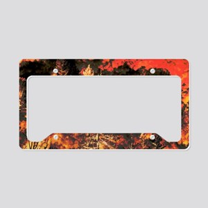 Wildfire! License Plate Holder