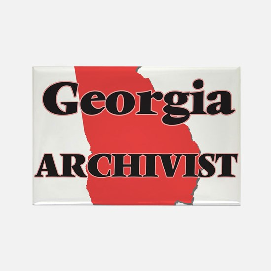 Georgia Archivist Magnets