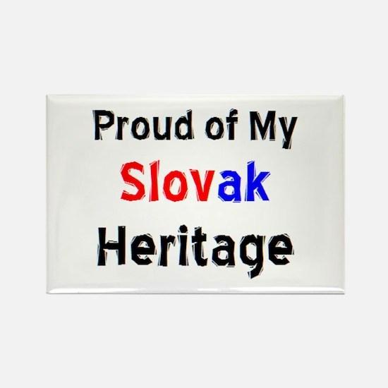 slovak heritage Rectangle Magnet