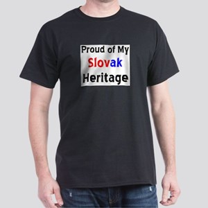 slovak heritage Dark T-Shirt