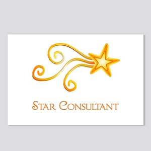 Star Consultant Postcards (Package of 8)