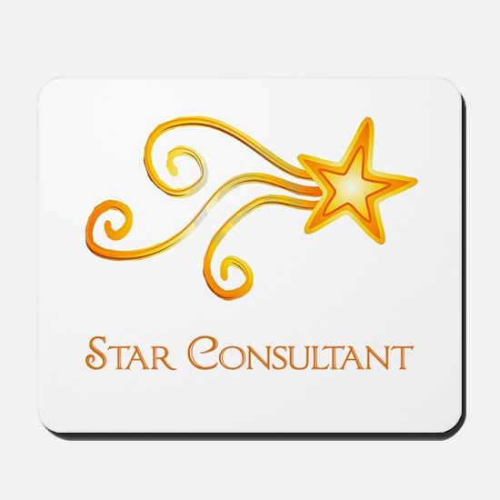 Star Consultant Mousepad