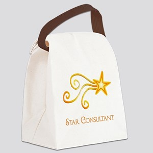 Star Consultant Canvas Lunch Bag