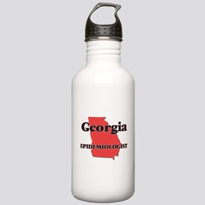 Georgia Epidemiologist Stainless Water Bottle 1.0L