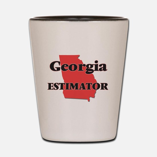 Georgia Estimator Shot Glass