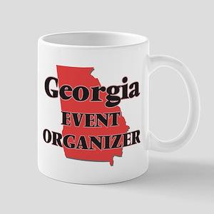 Georgia Event Organizer Mugs