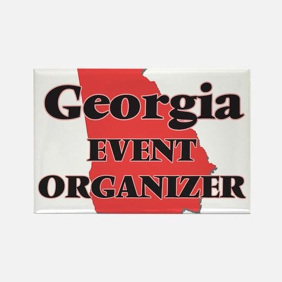 Georgia Event Organizer Magnets