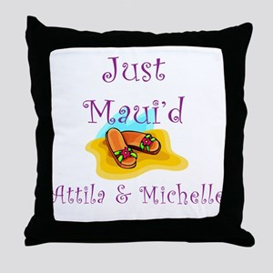 Your Request Throw Pillow