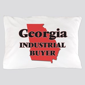 Georgia Industrial Buyer Pillow Case