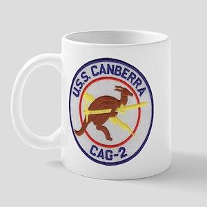 USS CANBERRA Mug