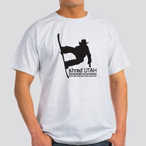 Utah Snowboarding T-Shirt