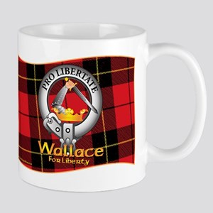 Wallace Clan Mugs