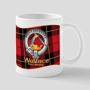 Wallace Clan Mugs