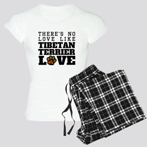 Tibetan Terrier Love Pajamas